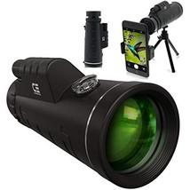 CE Optics 12X50 Monocular Telescope - High Powered BAK4 Prism Phone Scop... - $53.95