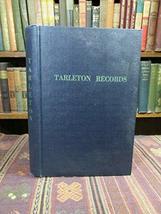 1950 Goldsborough TARLETON RECORDS DESCENDANTS Genealogy Book Maryland K... - $78.21