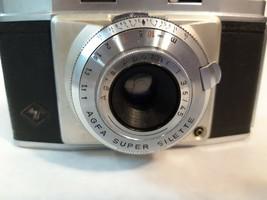 Vintage Camera Agfa Super Silette 35MM Manual Range Finder Untested - $98.99