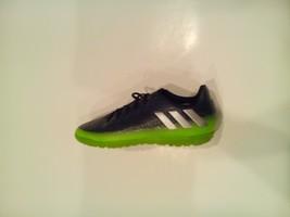 Adidas football soccer futsal children MESSI 16.3 TFJ S79644 US13K Black... - $45.00