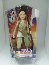 "Star Wars Rey of Jakku Disney Forces of Destiny 11"" Poseable Doll New - $19.99"