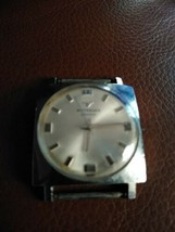 Vintage Wittenauer geniva Watch For Parts - $13.99