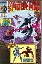 The Spectacular Spider-Man Comic Book #128 Marvel 1987 VERY FN/NEAR MINT... - $4.50