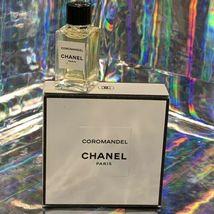 Chanel 4mL COROMANDEL NEW BOX Les Exclusifs Incredible Longwearing Amber Sillage image 3