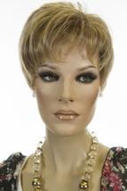 Allure 24BT18 Brunette Short Jon Renau Pixie Wavy Straight Wigs - $115.79