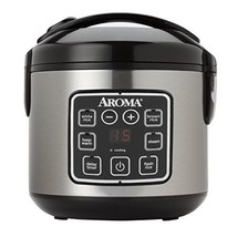 Aroma Housewares ARC-914SBD 2-8-Cups Cooked Digital Cool-Touch Rice Cook... - €31,05 EUR