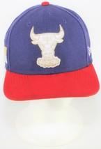 Chicago Bulls New Era Hardwood Classics Material Max 9FIFTY Adjustable S... - $24.75