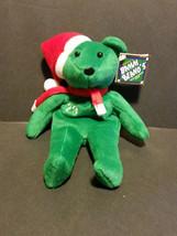 1998 Salvino's Bamm Beano's Dave Justice #23 Christmas Bear - $7.55