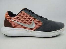 Nike Revolution 3 Größe 10.5 M (D) Eu 44,5 Herren Laufschuhe Orange 819300-006