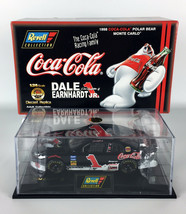 Dale Earnhardt Jr. #1 Coke 1998 Monte Carlo Coca-Cola Polar Bear Revell Diecast - $39.59