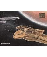 1994 Skybox Star Trek Master Series #67 Cardassian Galor-Class Warship M/NM - $2.93