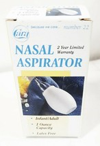 Nasal aspirator for infant by Cara 22 (Pack of Two) - $6.95