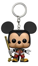 Funko Pop Keychain: Kingdom Hearts Mickey Toy Figures - $15.18