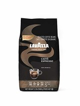 Lavazza Caffe Espresso Whole Bean Coffee Blend, Medium Roast, 2.2-Pound Bag - $22.76