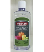 Weiman Wax Away Candle Wax Remover 8oz Discontinued - $34.65