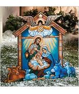 Indoor-Outdoor Nativity Display - $449.95