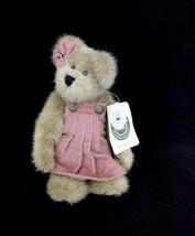 """Boyds Bears Archive Collection """"VIRGINIA THISTLEBEARY"""" Teddy Bear & Dres... - $3.99"""