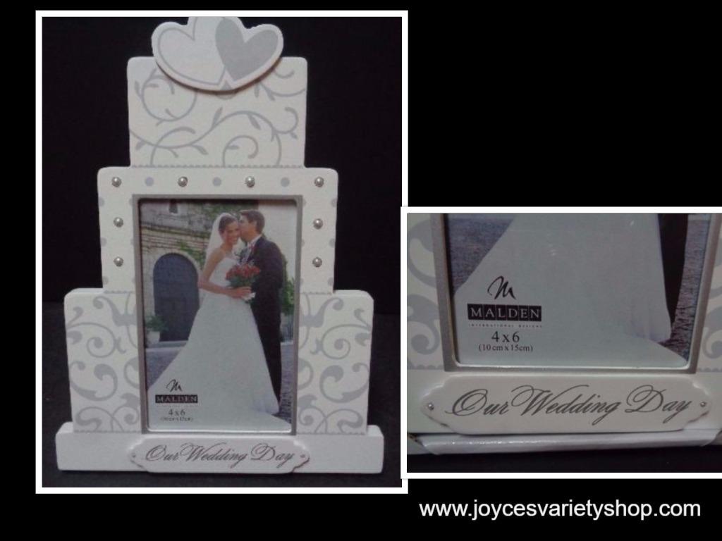 Wedding day photo frame collage 2017 09 17
