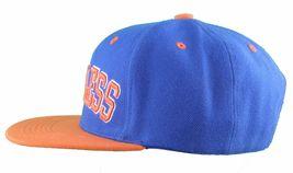 Young & Reckless LA Block Royal Blue Orange Snapback Baseball Hat Cap NWT image 5
