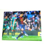 David Villa FC Barcelona signed 11x14 photo autographed Soccer Football - $20.99