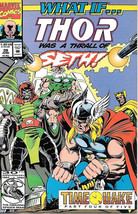 What If? Comic Book Vol 2, #38, Thor, Marvel Comics 1992 FINE - $2.25