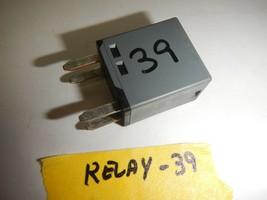 **GM 4 PIN RELAY # 15393412 (relay-39)* - $2.48
