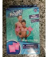 Inflatable Floaties Swim Arm Bands Pool Floats Rings Tube Armlets Kids N... - $5.94