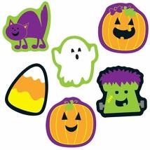 Carson Dellosa ? Halloween Mini Colorful Cut-Outs, Classroom Décor  (Hal... - $15.88