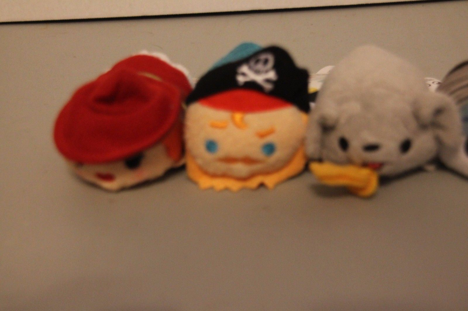 NWT Disney Parks Exclusive Tsum Tsum Pirates Of The Caribbean Dog with keys