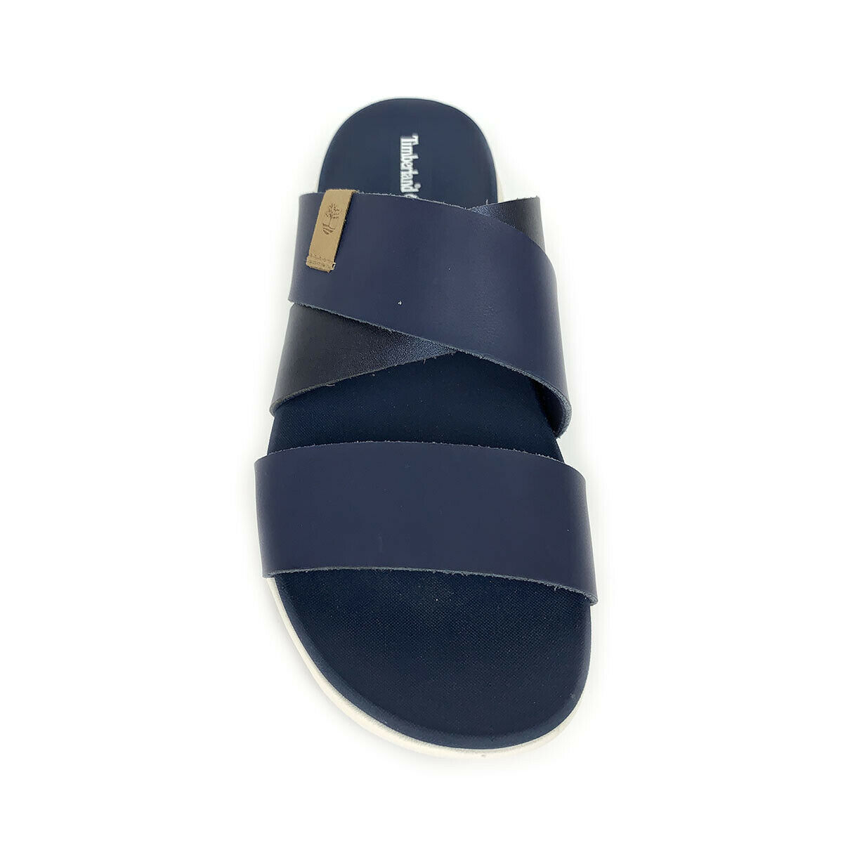 Timberland Women's Wilesport Navy Slip On Sandals A1XPH image 6
