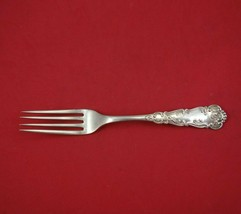"Fessenden Sterling Silver Regular Fork 7"" Flatware Silverware - $69.00"