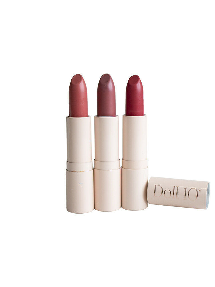 Primary image for Doll 10 HydraGel Lipstick, 3.3gr/0.11oz DEFECTIVE / MELTED