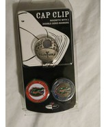 Team Golf Cap Clip University of Florida Gators Magnetic Double Sided Ma... - $13.49