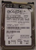 Lot of 4 HTS424030M9AT00 Tested Good Free USA Ship Hitachi 30GB 2.5 IDE Drive
