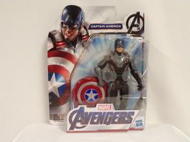 NEW SEALED 2018 Avengers Captain America Action Figure Chris Evans - $13.99