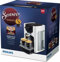 Philips Quadrante Hd7865/00 Coffee Maker Independent Machine Of On Capsules - $285.12