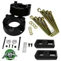 "Full 3"" Fr Spacers + Rr Steel Blocks Lift Kit For 1999-2006 Toyota Tundr... - $135.36"