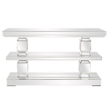 Howard Elliott 99028 Mirrored 3 Shelf Console T... - $1,199.90