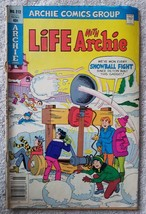 Archie Comics Life With Archie #212 Comic Book March 1980 - $2.48