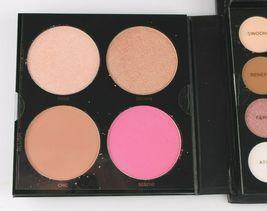 Profusion Cosmetics Best Of Beauty 42 Piece Advanced Eyeshadows+ Make-Up Kit NIB image 5