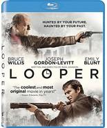 Looper (Blu-ray Disc, 2012) - $2.95