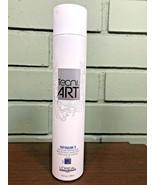 LOreal Tecni Art Infinium 3 Strong Hold Finishing Spray 10.2oz - NEW & F... - $21.90