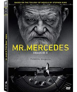 MR. MERCEDES: SEASON 3 DVD - THE COMPLETE THIRD SEASON [3 DISCS] - NEW U... - $32.99