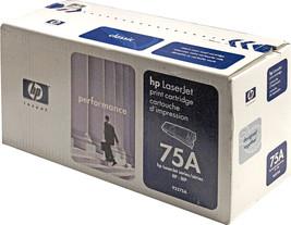 HP Laserjet Print Cartridge 75A 92275A HP LaserJet Series IIP - IIIP - $14.01