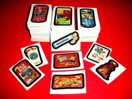 2014 Wacky Packages Series 1 Lot of Thirty Random Stickers No Doubles - $5.44