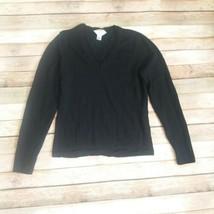 Talbots Petites Women Light Sweater 100% Merino Wool Size Small - $10.89
