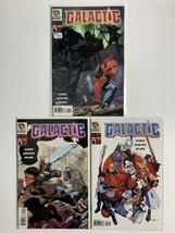 Galactic #1-3 (VF+) complete series set - 2003 Dark horse/Rocket Comics - $3.75
