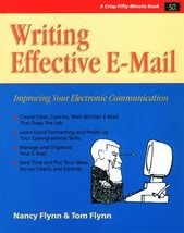 Writing Effective E-Mail: Crisp 50-Minute Book (Fifty-Minute Series,) Fl... - $27.61