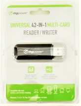 Digipower Universal 42-in-1 Multi-Card Reader/Writer image 1