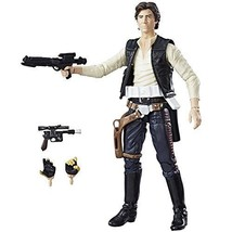 Star Wars Black Series 6 inches figures 40 anniversary Han Solo - $50.68